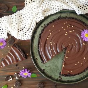 Čokoladni tart 2