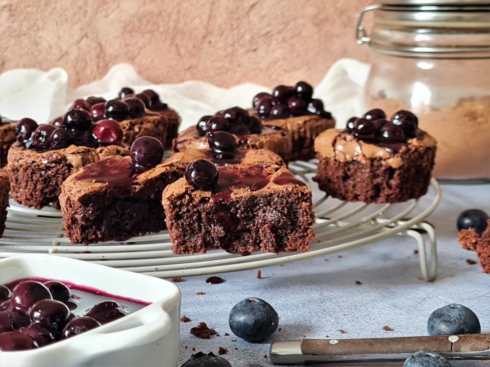 brownie muffini