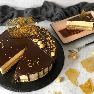 Mousse torta od lješnjaka