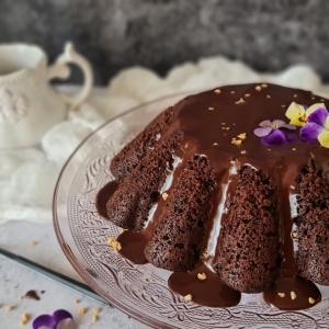 Čokoladni kolač kuhan na pari