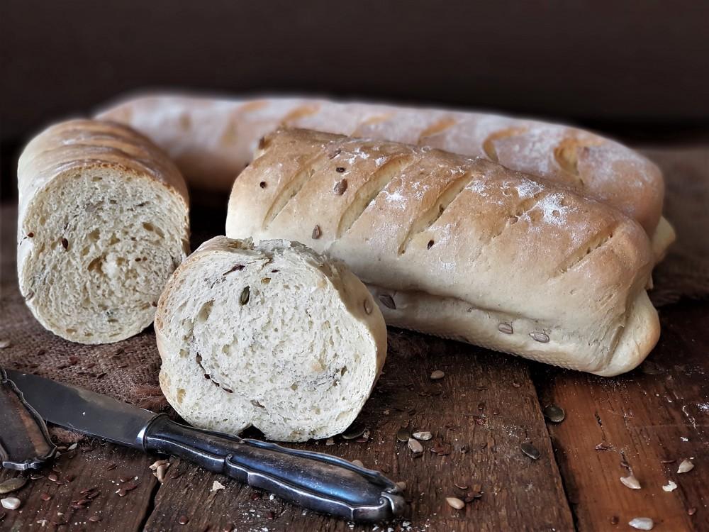 Kruh s maslacem