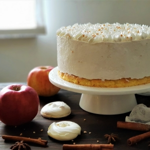 Mousse torta od jabuka