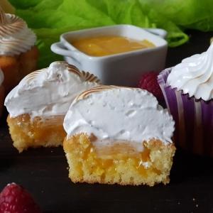 Muffini s limunom i meringom