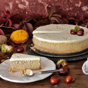 Cheesecake od kestena