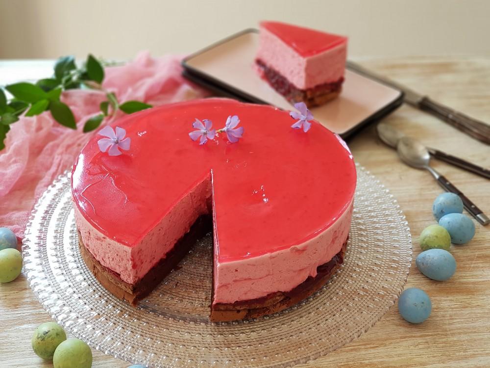 Parfe torta od malina