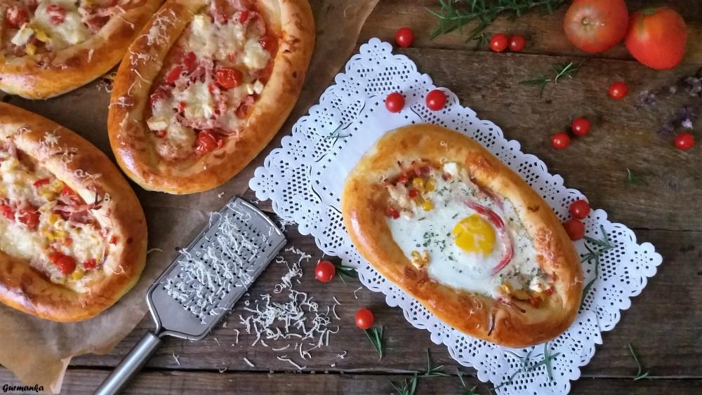 Pizza lađice